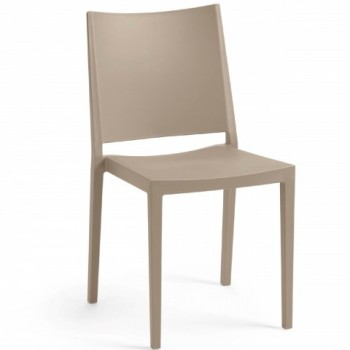 Kunststof stoelen