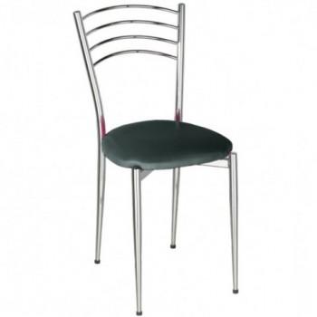 Metalal stoelen