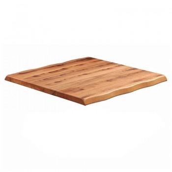 PLATEAU DE TABLE EN HÊTRE ÉPAISSEUR 35 MM