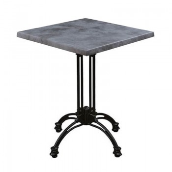 WERZALIT-BETON ASSORTIMENT DE TABLE