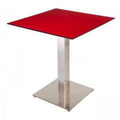 Compact laminaat tables avec le côté oblique, 12 mm d'épaisseur