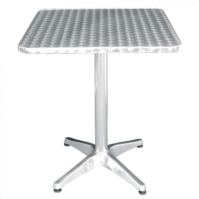 Table Terrasse Pliante Aluminium