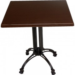 WERZALIT-WENGE ASSORTIMENT DE TABLE