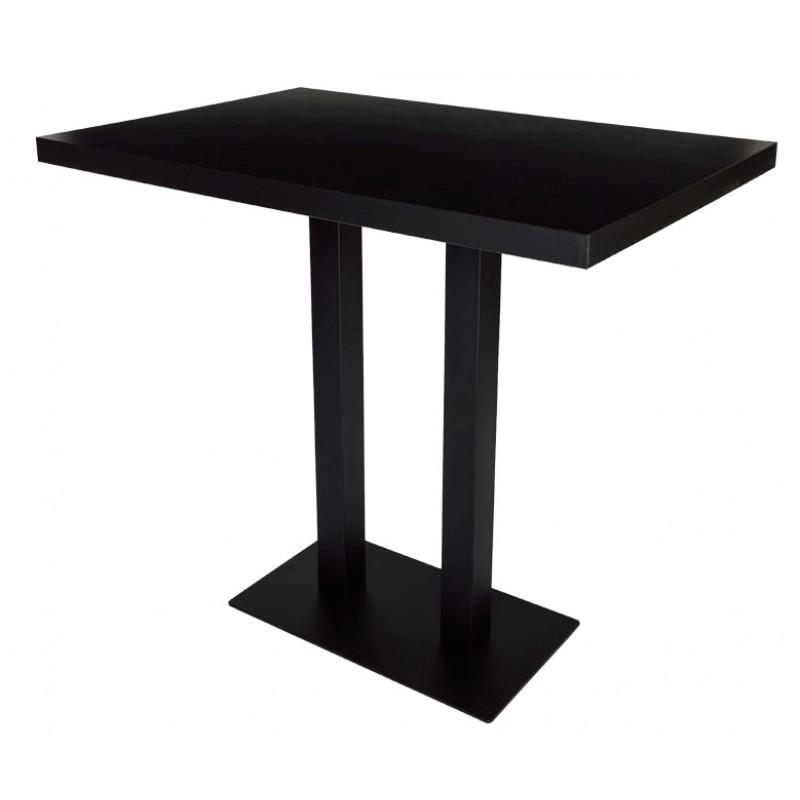 table avec haute table pied universal mobilier. Black Bedroom Furniture Sets. Home Design Ideas